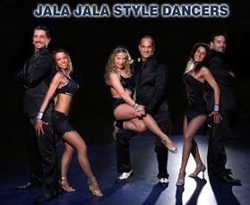 Jala Jala Style Dancers